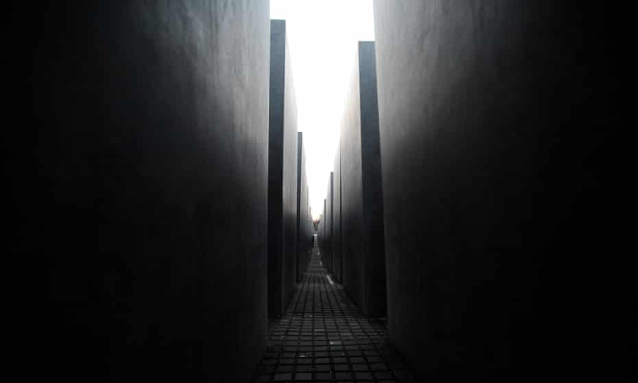 The Memorial to the Murdered Jews of Europe, in Berlin.