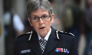 Operation Midland<br>File photo dated 16/7/2019 of Metropolitan Police Commissioner Cressida Dick