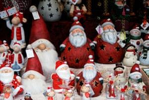 Merry santas