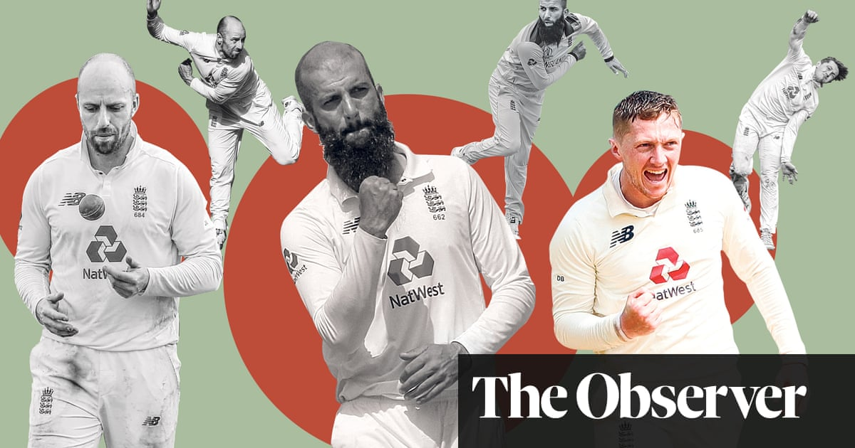 There's magic in the fingers of spin wizards Moeen, Leach and Bess