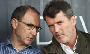 'What's next for us, Roy?' 'Us?'