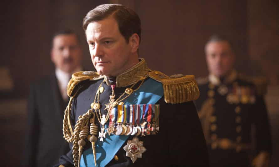King George Vi, as played by Colin Firth in the Oscar-winning film The King's Speech, suffered from a stammer.