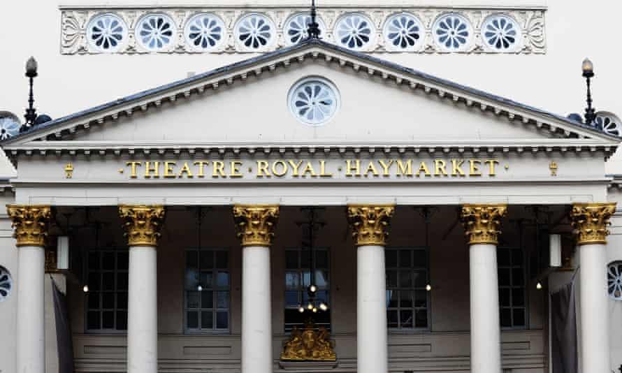 Theatre Royal Haymarket.
