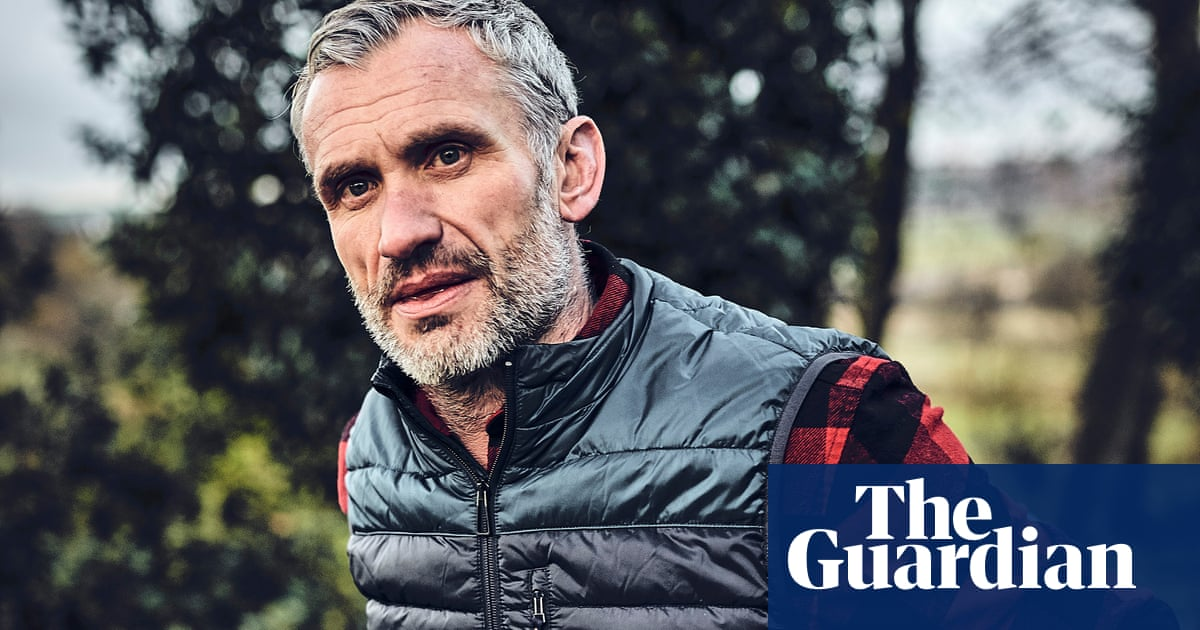 Jamie Peacock: Success would be ifone person changed their mindset'