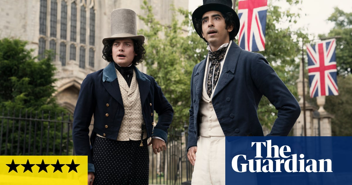 The Personal History of David Copperfield review – Iannucci makes Dickens his own