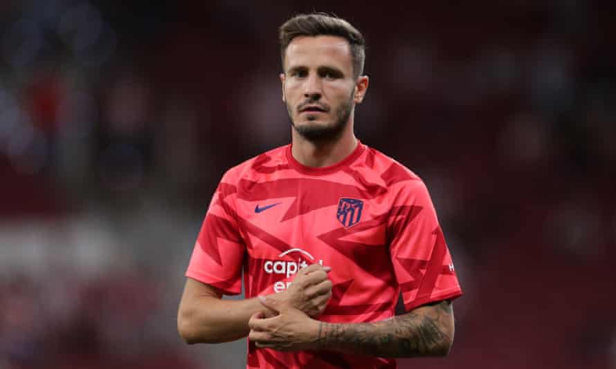 Saúl Ñíguez, who helped Atlético Madrid to win La Liga last season, is wanted by Thomas Tuchel to bolster Chelsea's midfield.