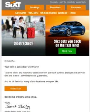 Sixt Rental Car Bbb