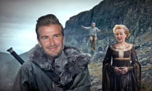 What can we expect from Guy Ritchie's new film? David Beckham as 'a disgruntled knight', Andrea Leadsom as Morgana Le Fay …