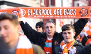 Oystons out: Blackpool sold to fan and financier Simon