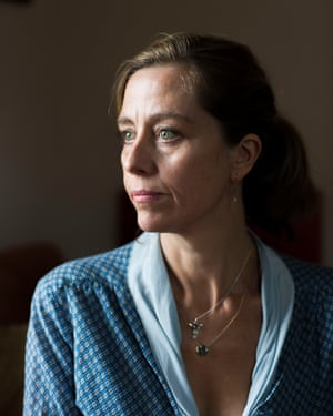 Sophie Dix: 'I was met with a wall of silence.'