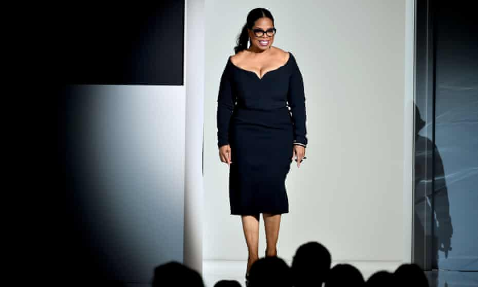 Oprah Winfrey has promoted Weight Watchers since 2015, when she bought shares.