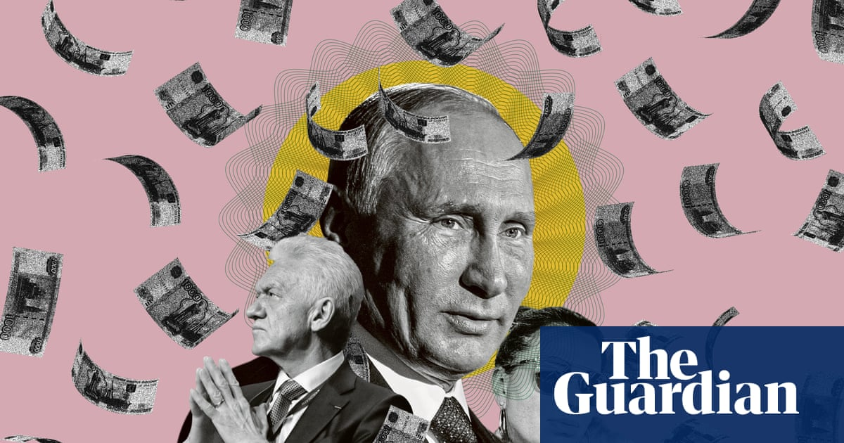Pandora papers reveal hidden riches of Putin's inner circle