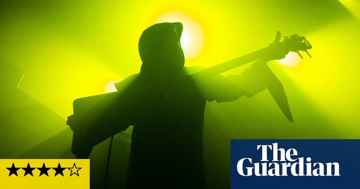 Sunn O))) review – gods of noise build a colossal drone henge