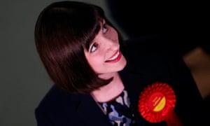 The Labour MP Bridget Phillipson.