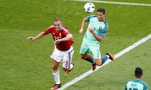 Portugal's 3-3 draw with Hungary in the final set of Group F fixtures was one of the tournament's standout games.