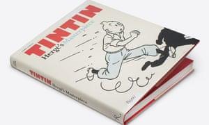 Tintin book