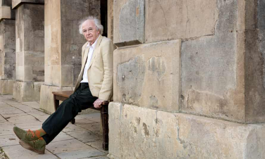 Philip Pullman … 'I only cry when I stub my toe.'