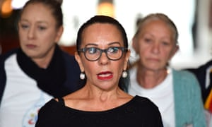 The transcript of Linda Burney's interview was written by shadow minister's staff and distributed by Bill Shorten's office.
