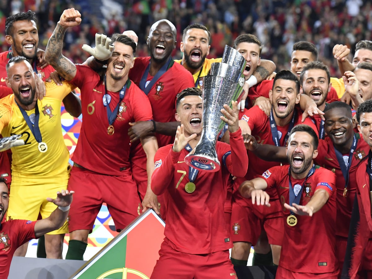 Portugal Win Nations League As Goncalo Guedes Does For The Netherlands Nations League The Guardian