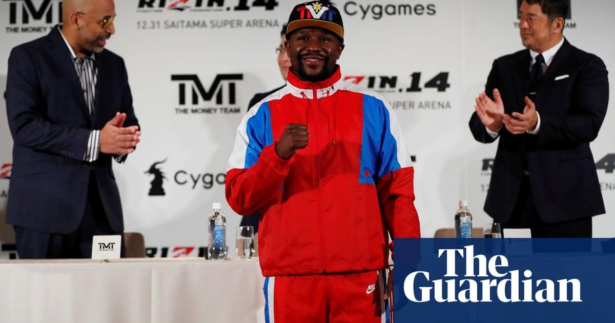 Blindsided' Floyd Mayweather backs out of Nasukawa fight claiming