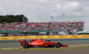Leclerc, moves into fifth place.