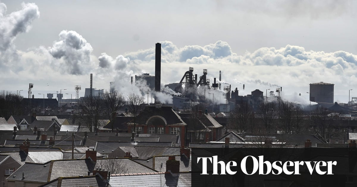 Port Talbot struggles to see a life beyond steel | Business | The