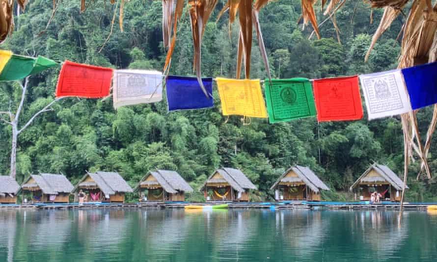 Jungle Yoga, Thailand