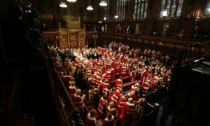 state opening of the lords