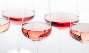 Rosé ... not just for aperitifs.