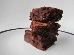 Edd Kimber's brownies.