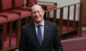 The idea Fraser Anning invoked the phrase final solution 'by accident is laughable'.