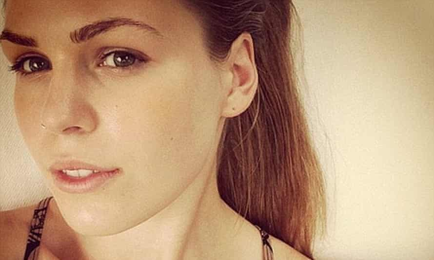 Belle Gibson, the founder of the Whole Pantry