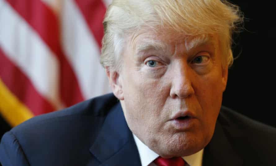 Donald Trump: China, China, China, China.