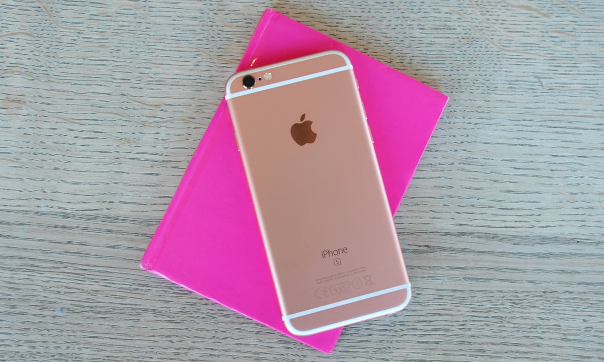 How pink is the new 'rose gold' iPhone 6S? | Technology ...