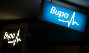 Health insurance company Bupa told its members they will no longer have access to the medical gap scheme unless they are treated at a hospital or medical centre approved by the company.