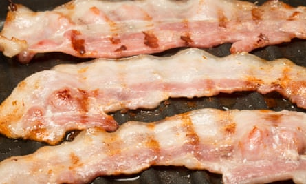 Nhs Patients Being Fed Bacon With Cancer Causing Nitrites Nhs The Guardian