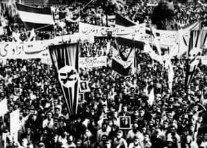 Tehran rally