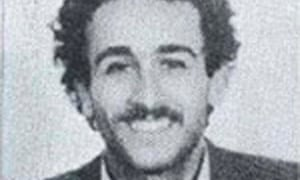 Mustafa Amine Badreddine an undated picture released by the Special Tribunal for Lebanon in 2011.