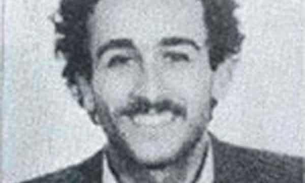 Mustafa Amine Badreddine, in an undated handout picture released by the special tribunal for Lebanon website.