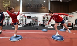 Arsenal's Kim Little and Jen Beattie are among the Scotland players pushing for an Olympic place.