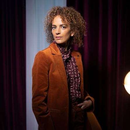 Leïla Slimani in Paris, her current home.