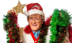 A grim spectacle … Mrs Brown's Boys Christmas and New Year Special