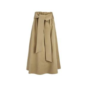 Arka skirt £375, joseph-fashion.com