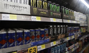 A ban on selling energy drinks to children could be introduced under government proposals to halve childhood obesity by 2030.