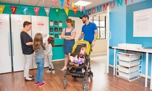 Charity Hubbub has set up a community fridge network across the UK