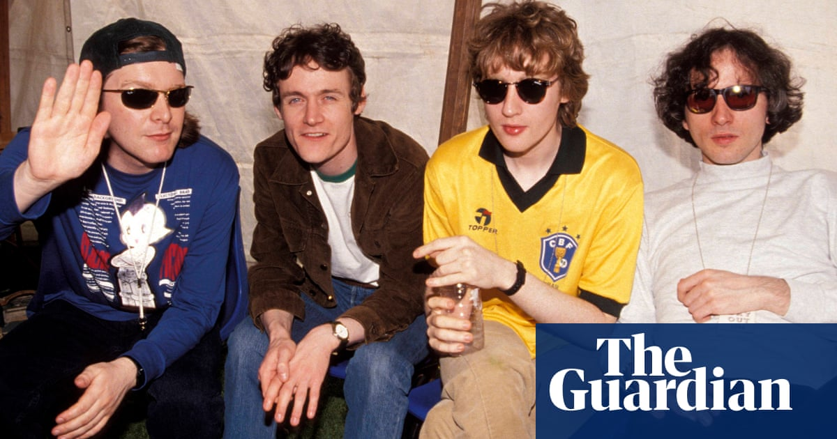 Teenage Fanclub:  how we made Bandwagonesque