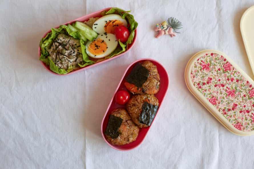 okowa rice balls