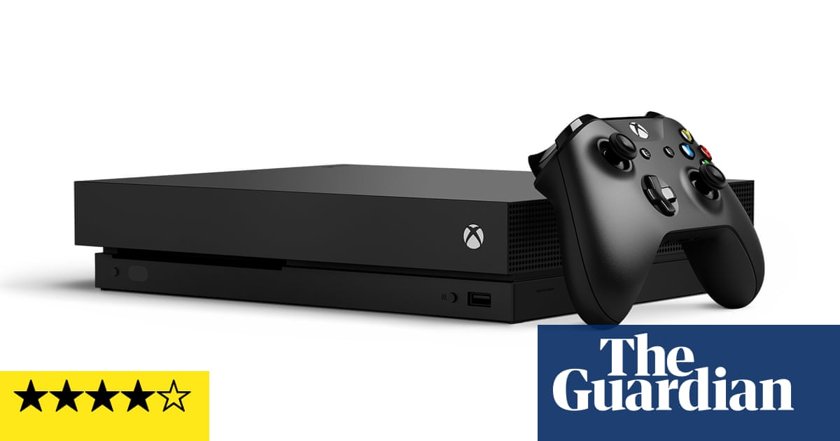 Xbox One X review: one for the 4K diehards | Games | The