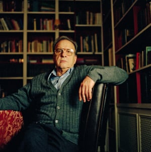 'I don't think a week has passed where it hasn't been done somewhere in the world' … Ronald Harwood.