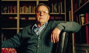 Screenwriter Ronald Harwood